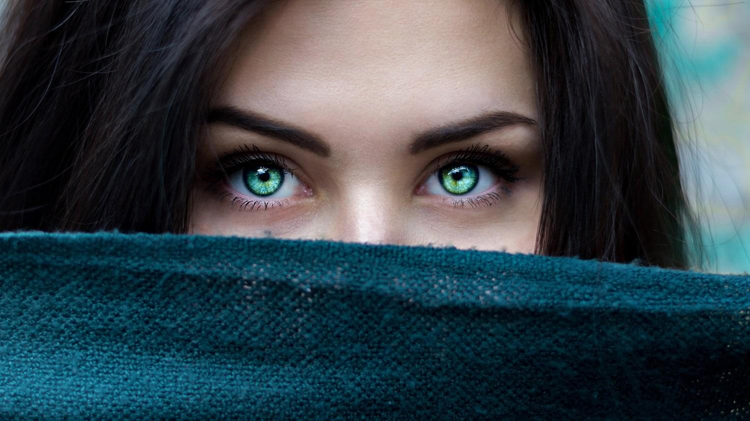 PS教程!10分钟运用 3 种方法做出 7 种颜色眼睛
