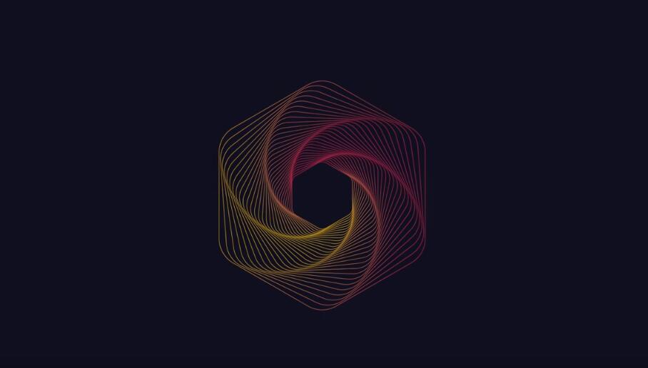 AI教程!教你制作螺旋线条图案