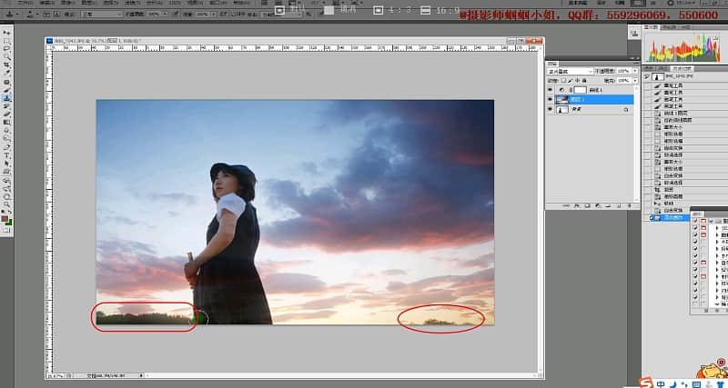 PS教程!教你7步给照片添加唯美天空