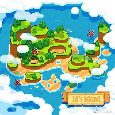 像素画教程!RPG地图绘制技巧