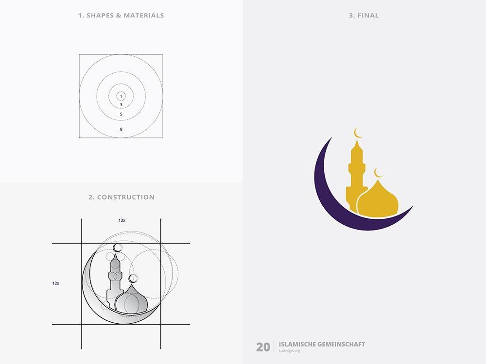 黄金比例在Logo中的运用