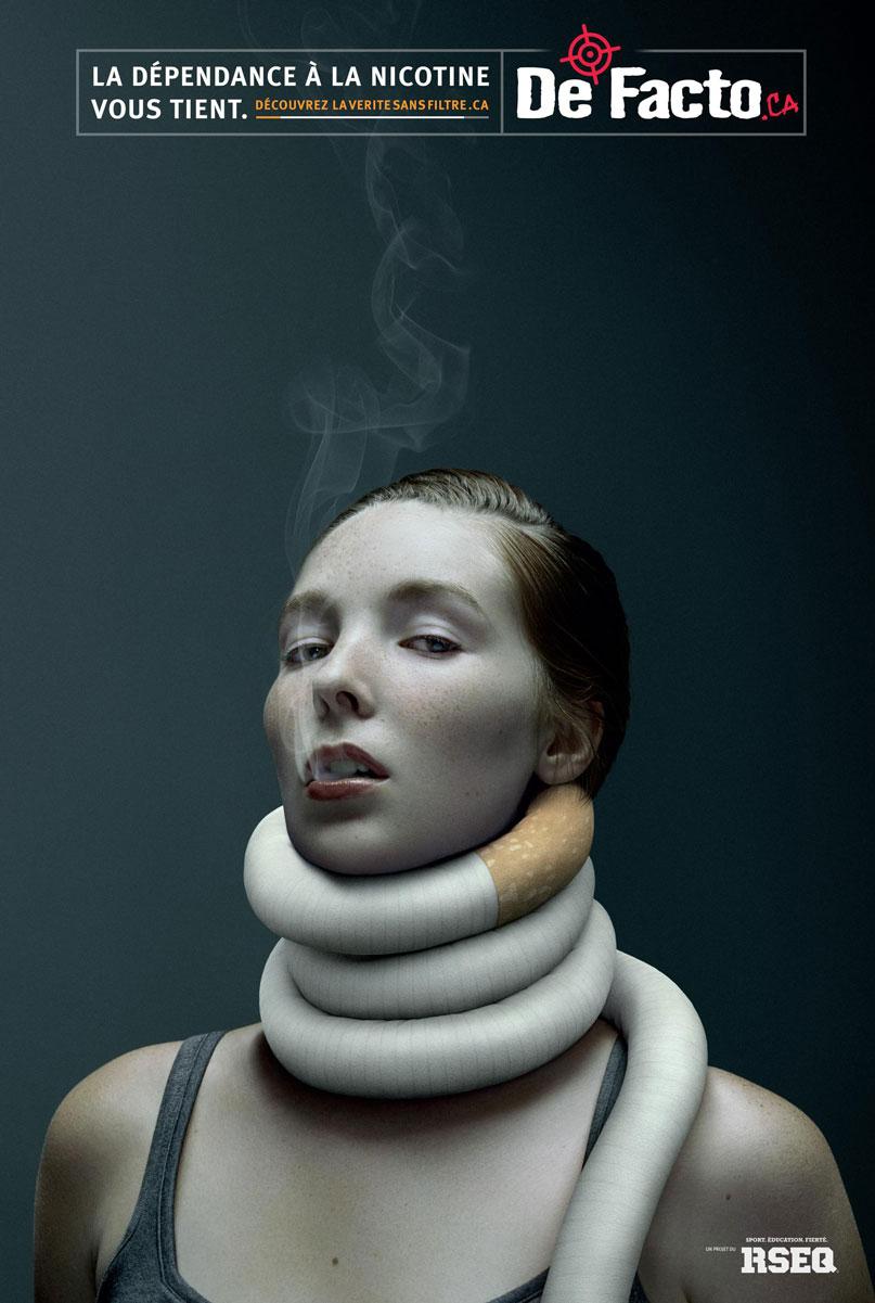 公益海报!吸烟的危害有多大?