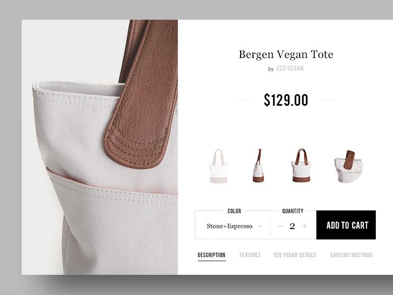 赏心悦目!12个购物网页设计案例参考