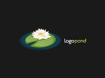 20款莲花Logo设计