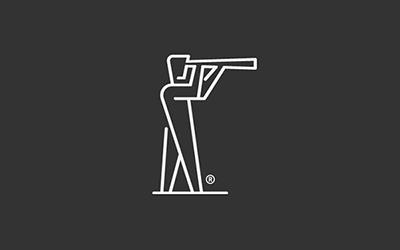符号元素!38款黑白Logo设计