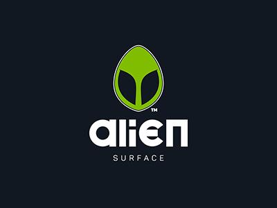 ET Phone Home!20款外星人元素Logo设计