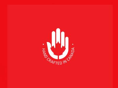 心灵手巧!20款手元素Logo设计