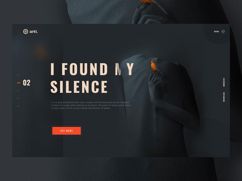 充满个性的网站首页如何展现?