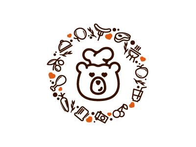 好看又有趣!20款Q萌Logo设计