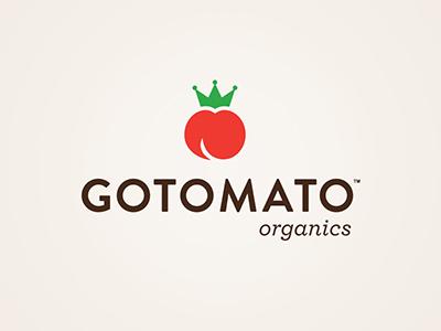 营养多汁!20款番茄元素Logo设计