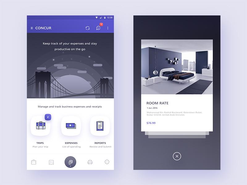 以小见大!12个App内弹窗界面设计灵感