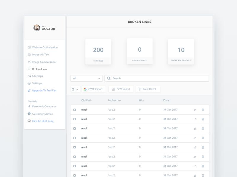 简洁直观的后台管理页面应该如何设计?