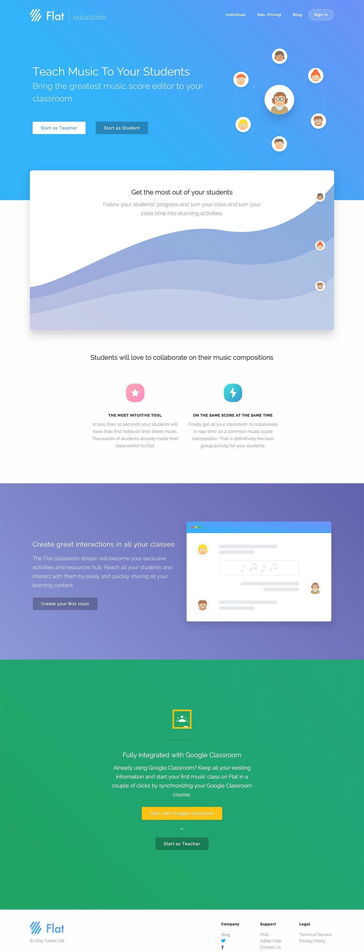 教育网站到底该如何设计?