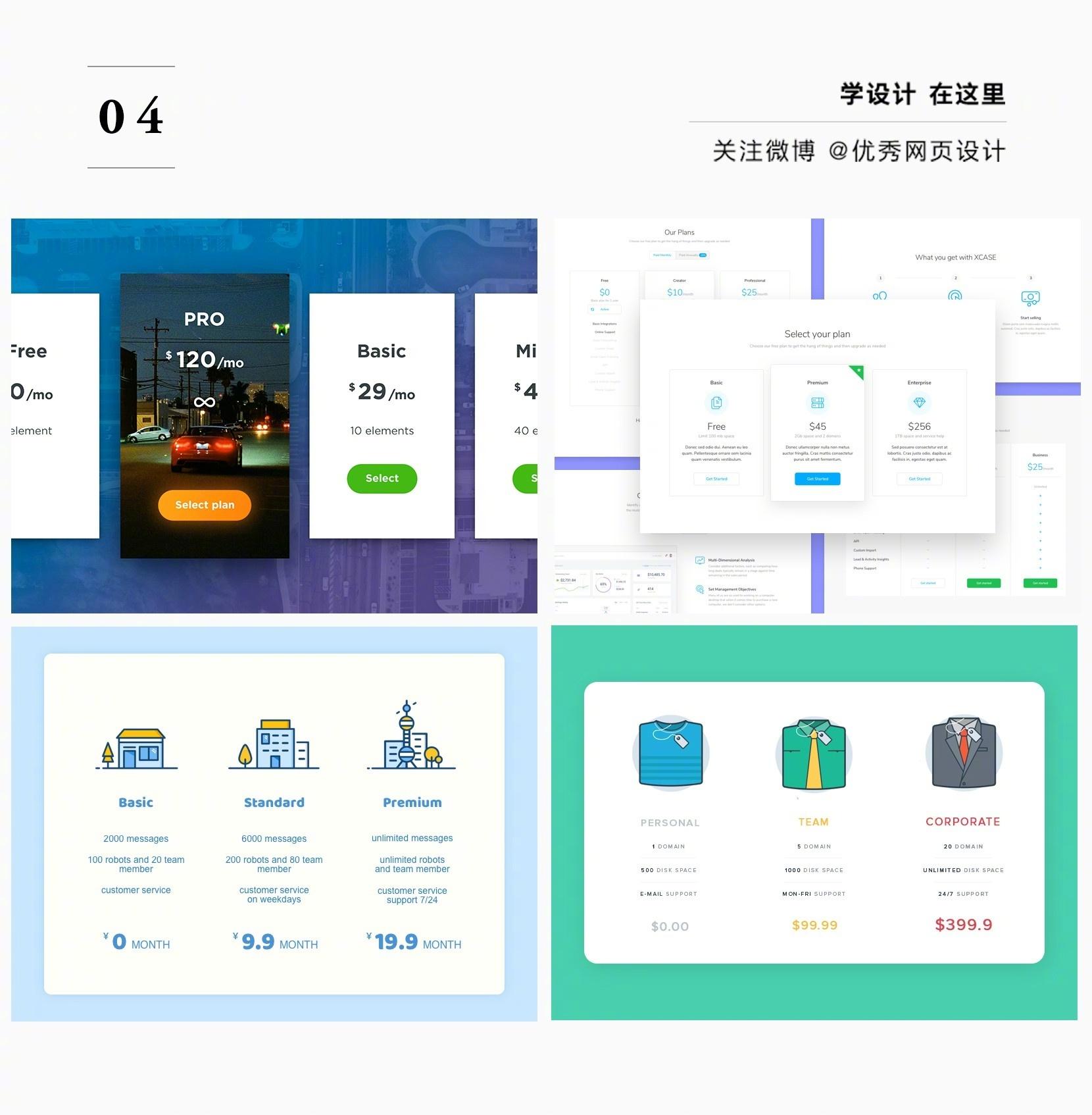 影响产品销量定价页该如何设计?