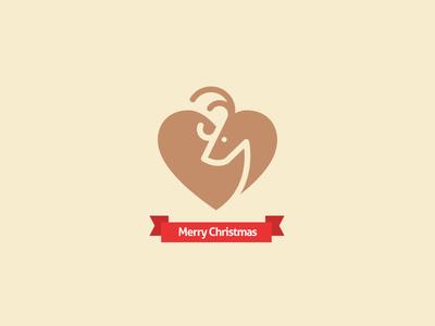 送你好多小心心!50款爱心元素Logo设计