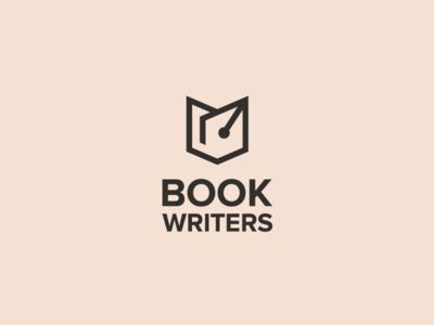 认真书写!20款钢笔元素Logo设计