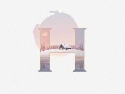 刷新感官!44款Diana Hlevnjak Logo设计
