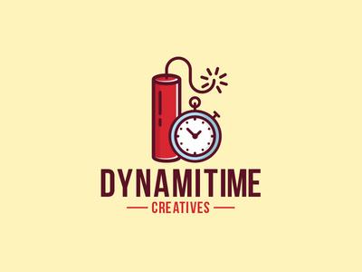 争分夺秒!20款时间元素Logo设计