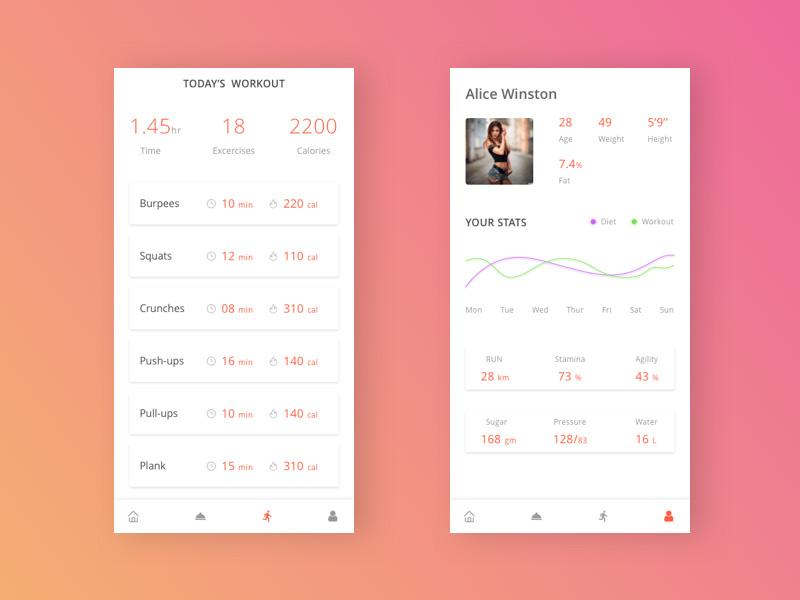 不同类型的用户中心页面应该如何设计