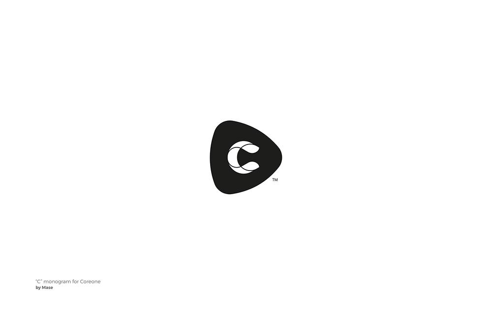 现代标志!Vadim Carazan 40款Logo设计