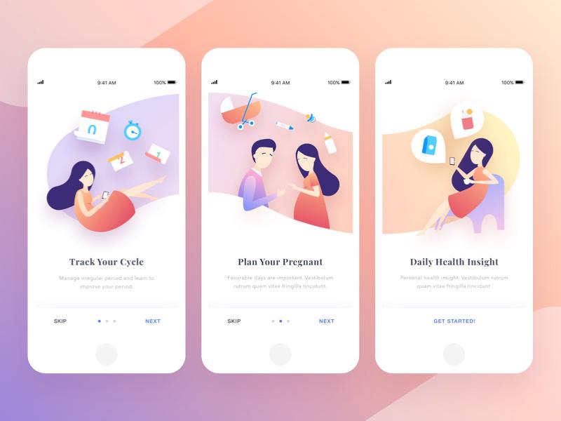 如何设计让用户感兴趣的App引导页