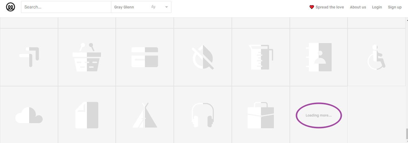 设计神器 illustrio!100%免费在线定制图标库