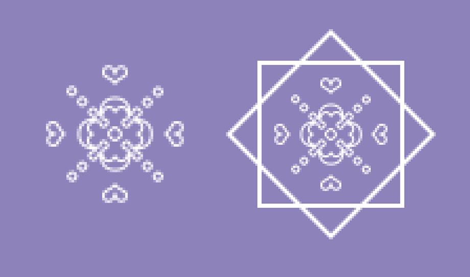 PS教程!教你如何自制复古几何无缝纹案背景