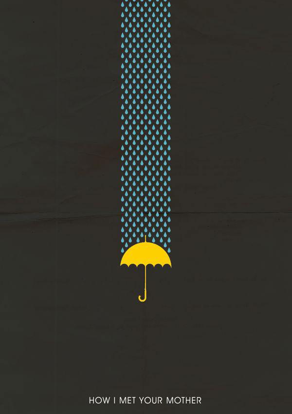 16款极简主义海报设计