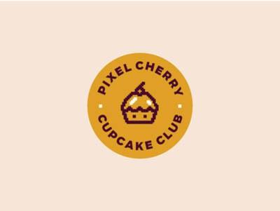 晶莹美味!20款樱桃元素Logo设计