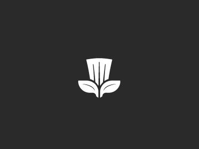 厨艺大师!20款厨师帽元素Logo设计