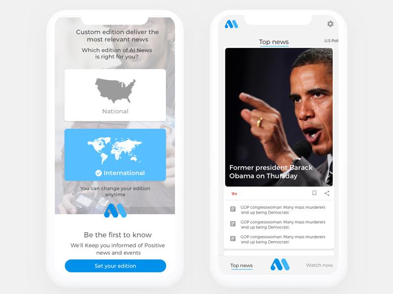 新闻资讯类界面应该如何设计?让这些App告诉你!
