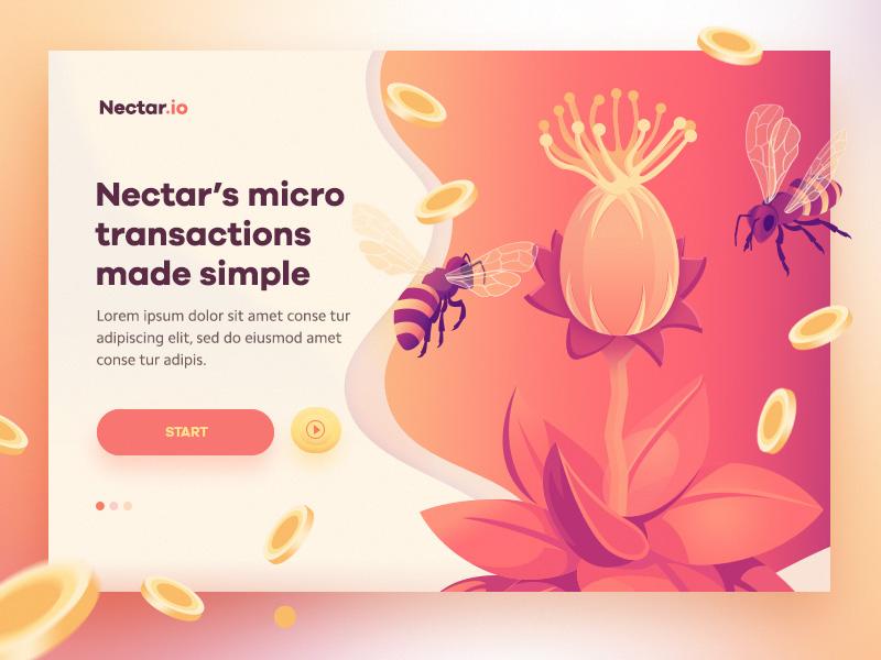 12个插画作品在网页设计中的完美应用