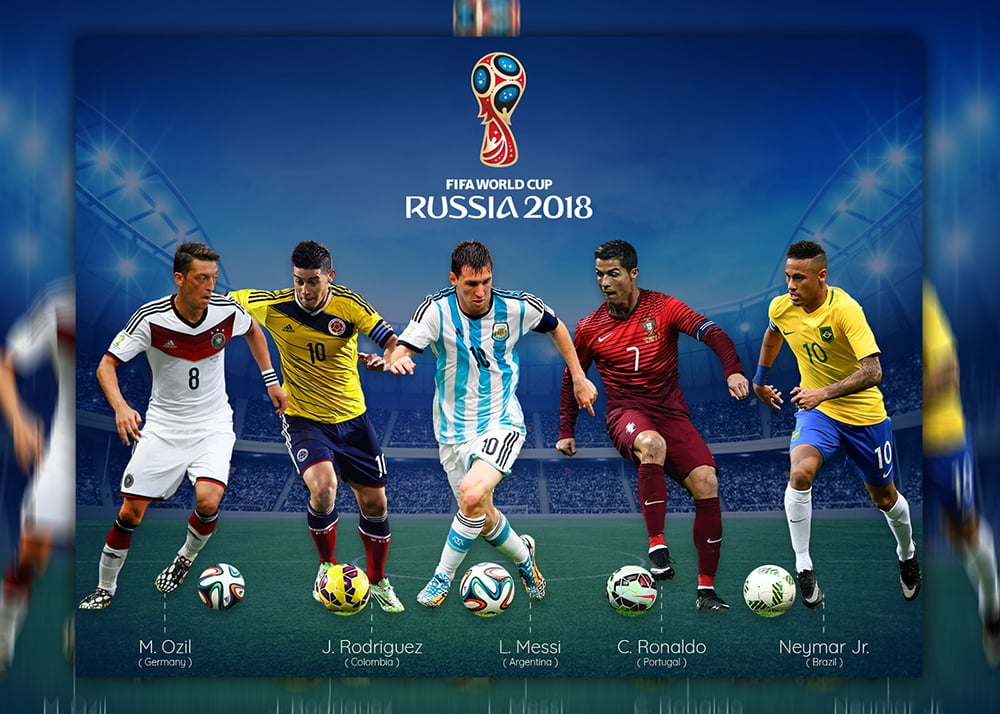 Goal!世界杯的视觉盛宴即将开始