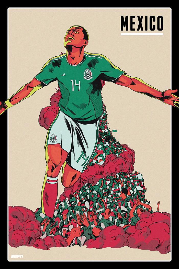 世界杯海报了解一下?