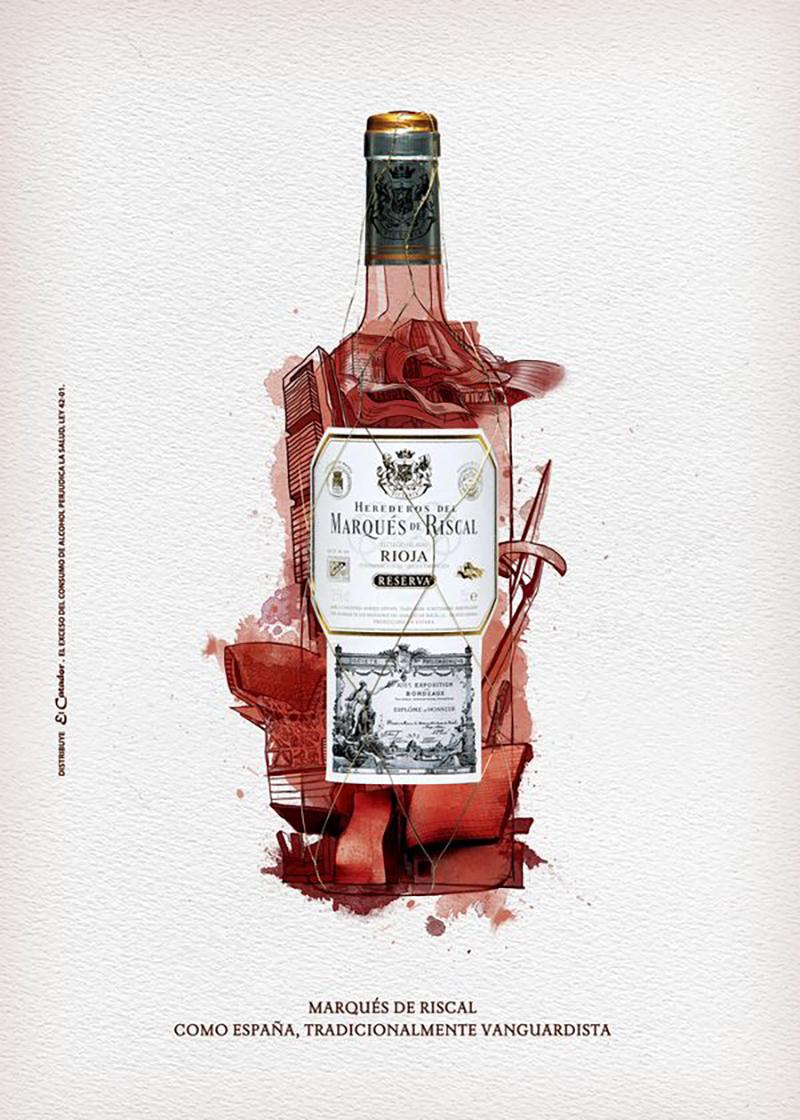 37款振奋人心的饮品海报