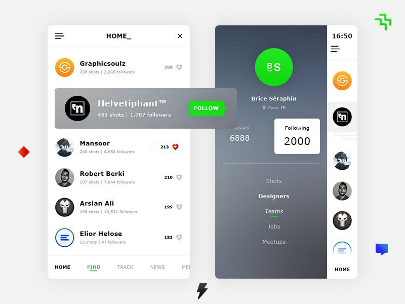风格各异!12个优秀的用户中心设计案例