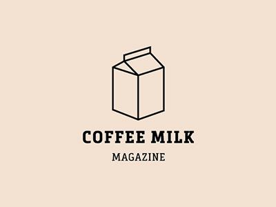奶香四溢!20款牛奶元素Logo设计