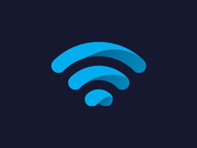 无线网络!20款Wifi元素Logo设计