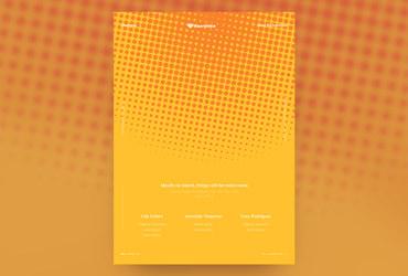 创意PPT教程!镂空数字页面设计