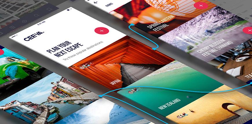 Adobe XD知识树!UI/UX必学的免费可交互原型设计工具
