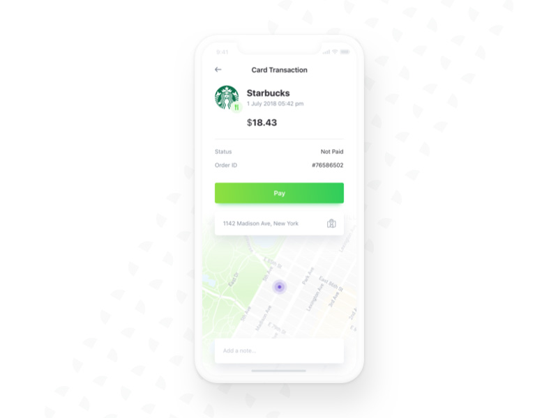 App中的定位导航类页面有哪些设计形式?