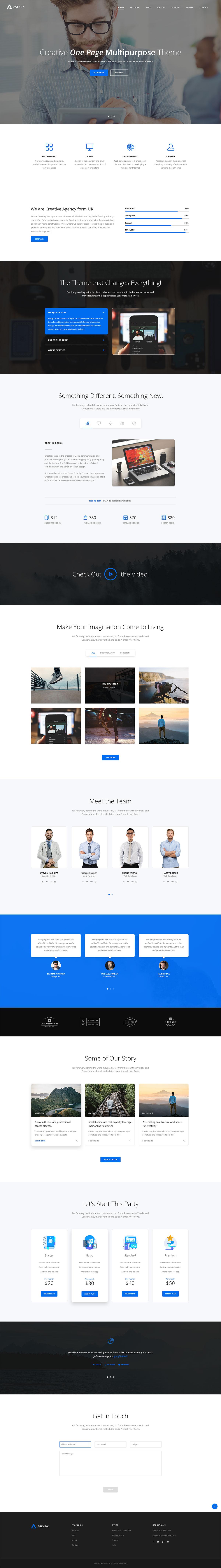 工作室的网站这样设计才有趣!