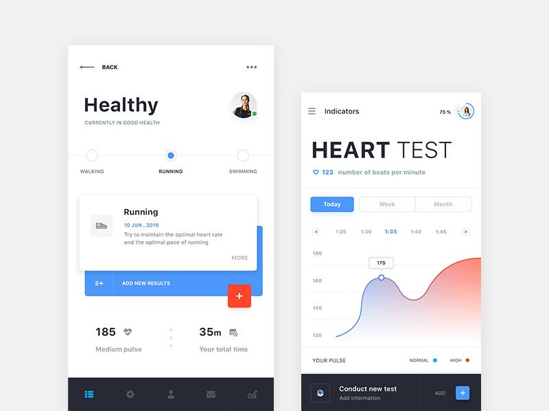 这12个界面教你如何设计健身类App