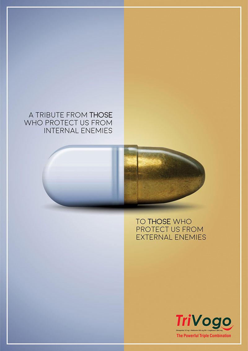 制药公司如何给自己产品做广告?