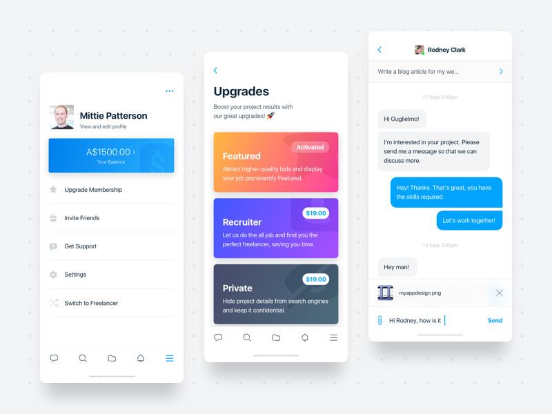 App freelancer работа в дзержинске удаленно