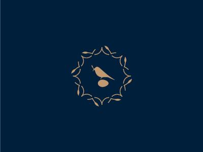 雀鸟之家!20款鸟巢元素Logo设计