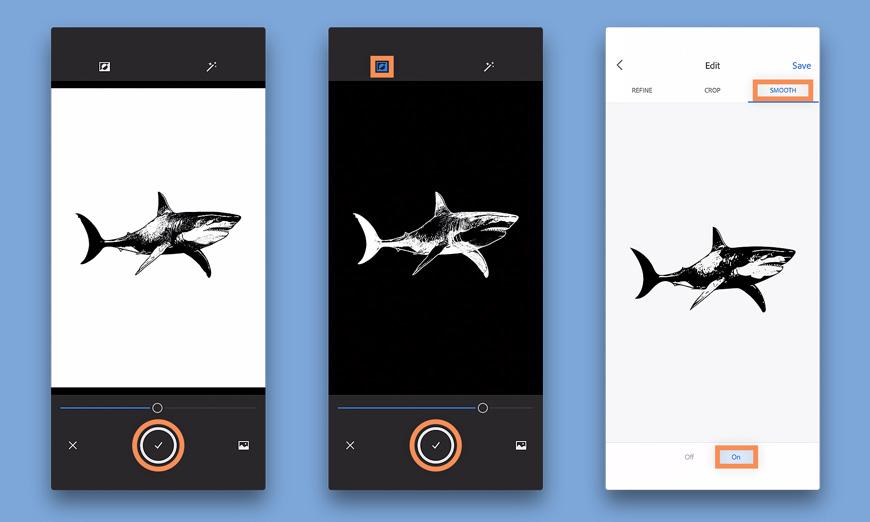 Adobe Capture!随手就能新建色卡、笔刷、矢量素材的神奇App