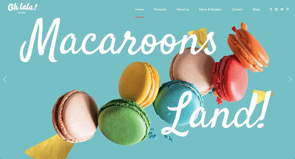 视觉饕餮!20个美味食物Banner设计