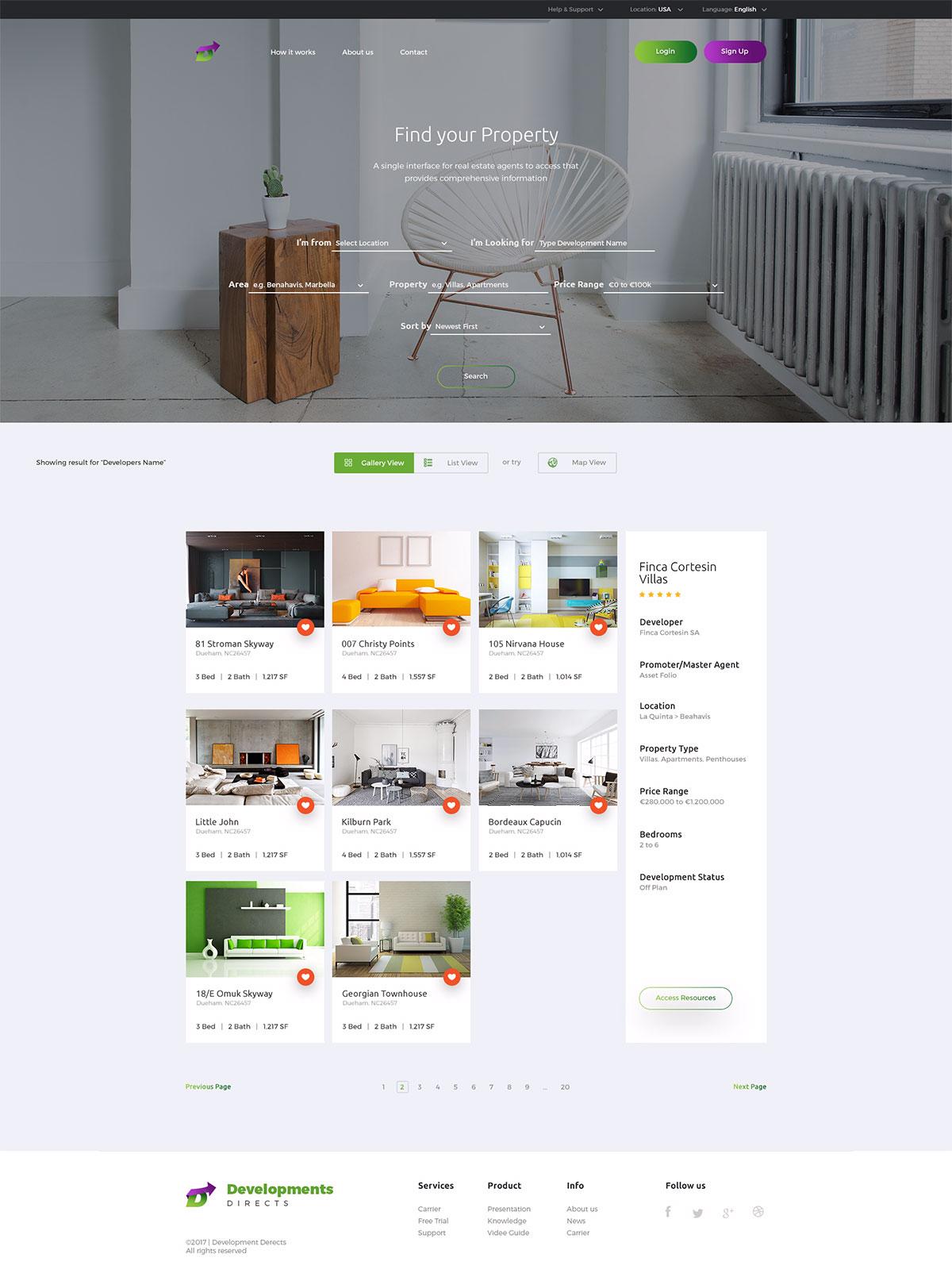 这样的房地产网站能帮你提高成交量!