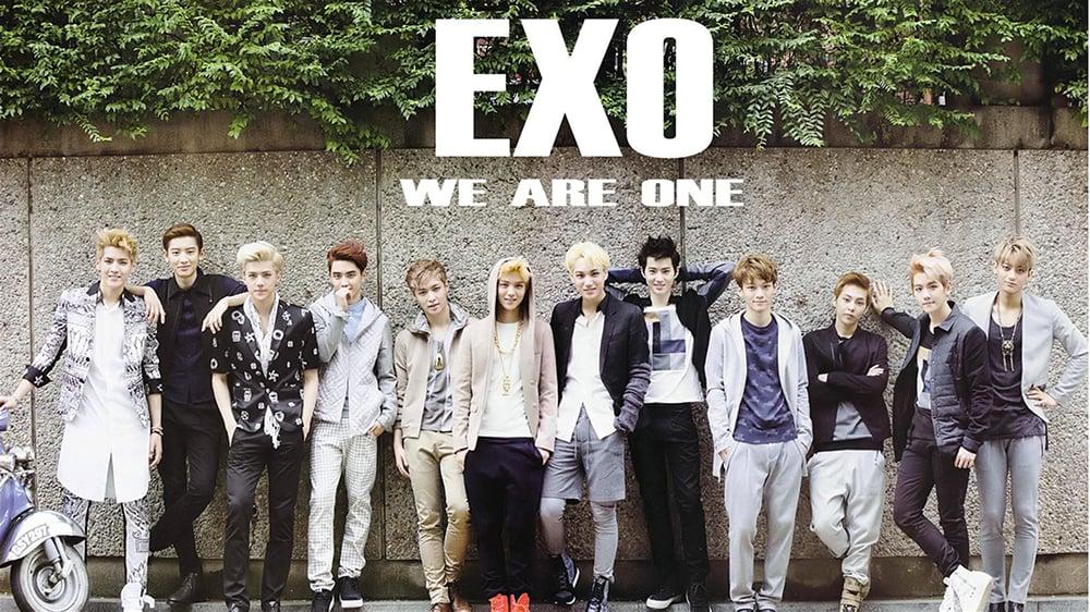 人物排版!20个韩国男子天团宣传Banner设计